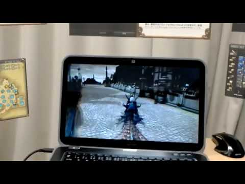 Microsoft HoloLens Augmented Reality With Final Fantasy XIV