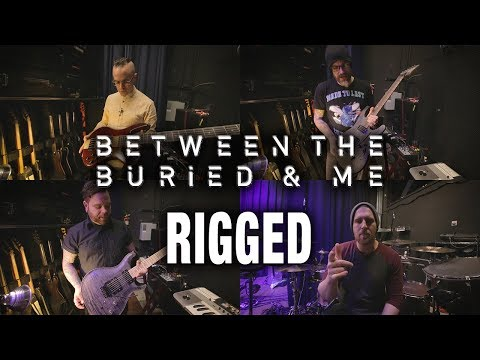 RIGGED: Between the Buried and Me | GEAR GODS