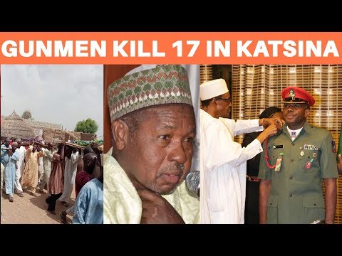 Mass Murder In Buhari's Own State,  Katsina