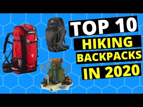 Top 10 Best Hiking Backpacks in 2020 (Buying Guide) | Review Maniac