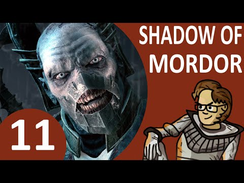 Let's Play Middle-earth: Shadow of Mordor Part 11 - Assassination, The Wraith