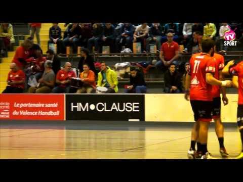 Handball Pro D2 Valence vs Mulhouse