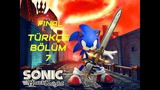 Sonic and the Black Knight Türkçe Bölüm 7 Final