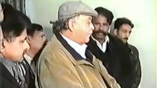 Sardar Sikander Hayat Khan Kotli azad kashmir