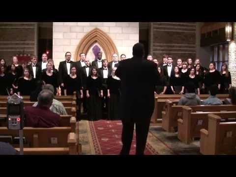 UNG Chorale, Spring 2014 - The Road Home