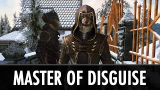 Skyrim Mod: Master of Disguise