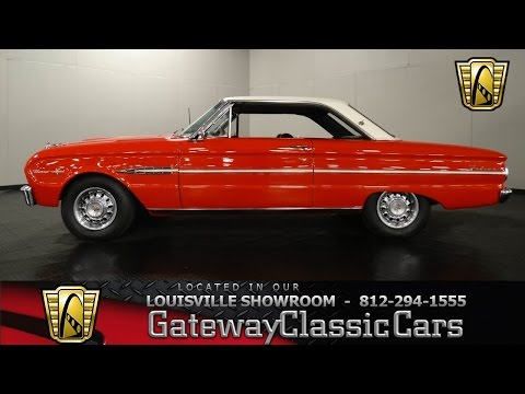 1963 Ford Falcon - Louisville Showroom - Stock # 957
