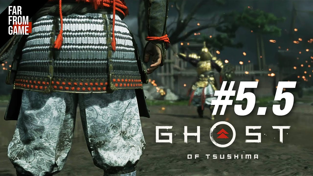 Ghost of Tsushima #5.5   ไล่เคลียร์ไซด์เควส