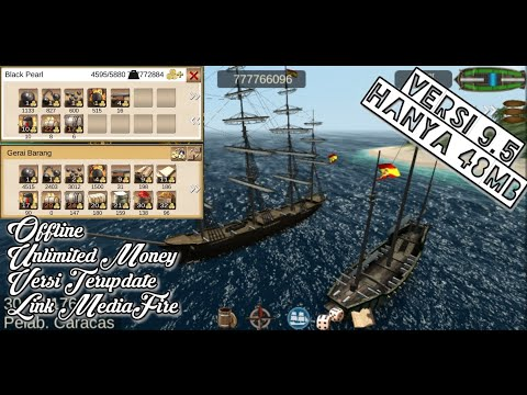 the-pirate:caribbean-hunt-versi-9.5-mod-apk-android|unlimited-money|new-update-2020|no-root