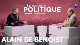 Le moment populiste avec Alain de Benoist