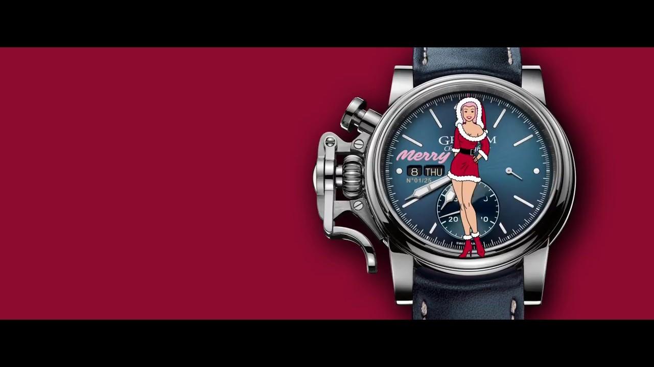 merry watch Vintage