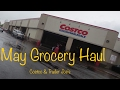 Large Grocery Haul [Costco & Trader Joe's]