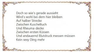 Ina Müller - Auf Halber Strecke Lyrics