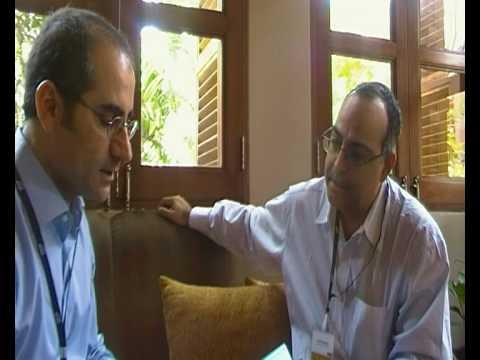 Sanjay Hiranandani, Invenio CEO interviewed during Social Media Survery