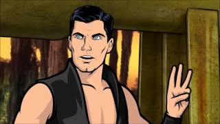 Archer - Sterling Archer's three biggest fears