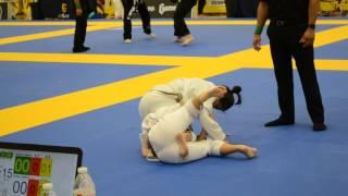 Samantha Norcross vs Wai Ping Cheung
