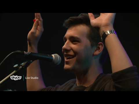 Jacob Whitesides - Let's Be Birds (LIVE 95.5)