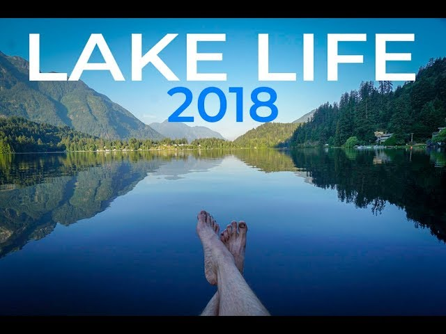 Episode 7: Lake Life - Squamish 50/50 Prep