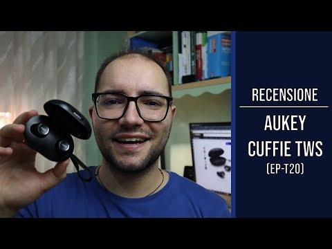AUKEY Cuffie Bluetooth TWS (EP-T20): la recensione