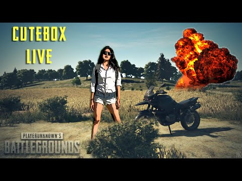 PLAY WITH ME | CuteBox | Pooja Rathi | PUBG MOBILE