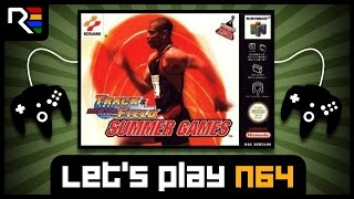 Lets Play N64 #91 - International Track & Field Summer Games