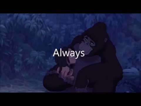 You'll Be in my Heart Tarzan the Musical Instrumental