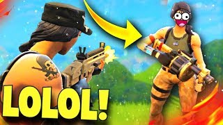 FUNNY 6 YEAR-OLD KID ON FORTNITE....