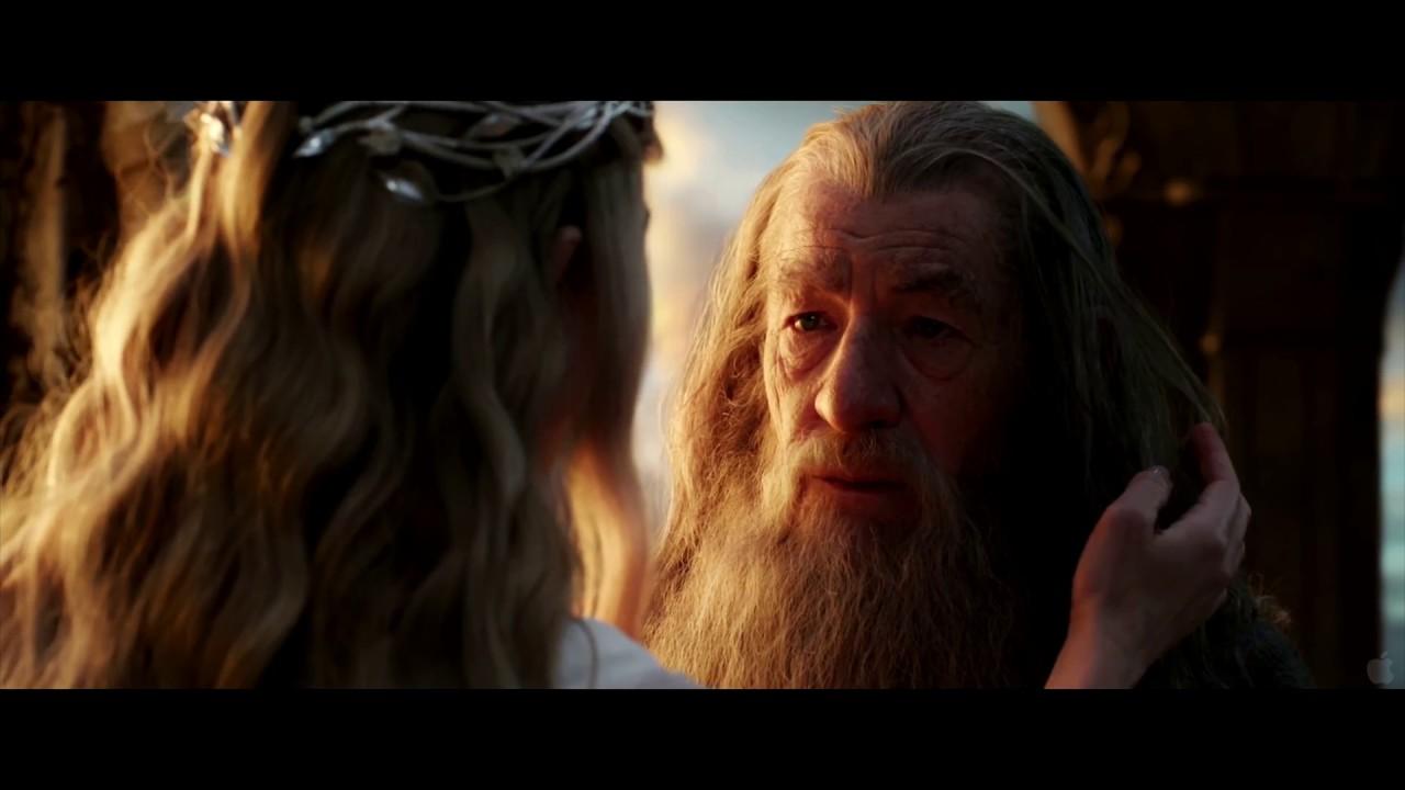 The Hobbit Trailer in 4k