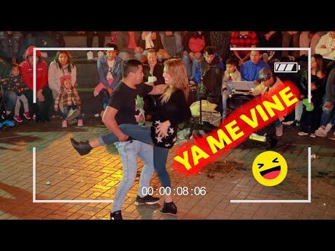 Jefferson ft. Pestaña | Show con Hermosa Bailarina Zurema (Video Offical)