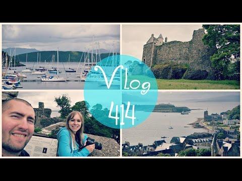 EXPLORING BEAUTIFUL OBAN! | Oban, Scotland Travel Vlog