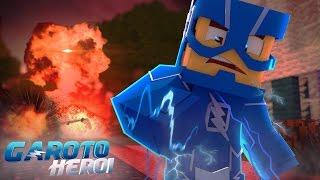 Minecraft: GAROTO HERÓI - UMA BOMBA NA CIDADE?! #05 thumbnail