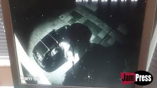 Car thief caught    Jam Press