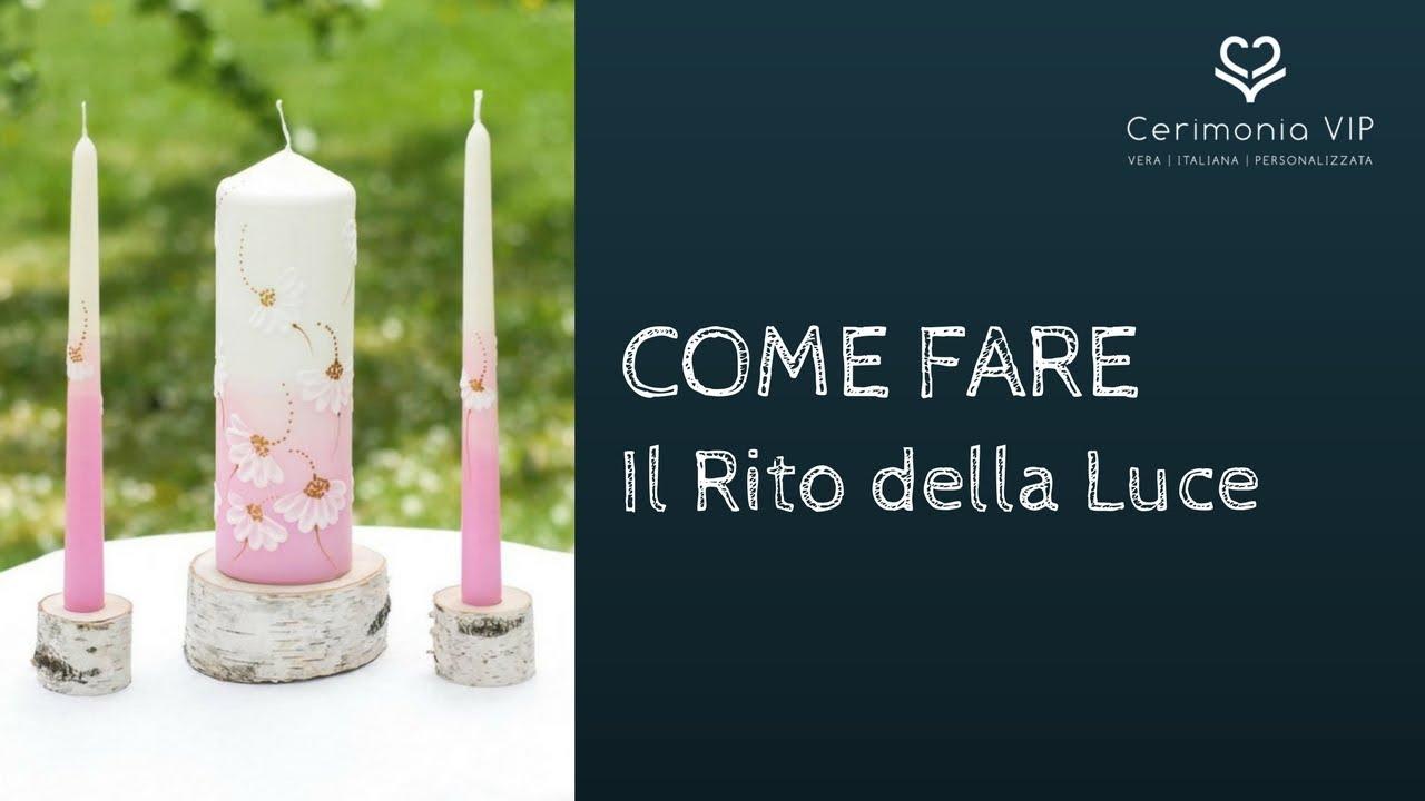 Matrimonio Simbolico Rito Della Luce : Cerimonie nuziali il rito della luce o rito delle candele unity
