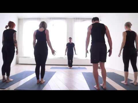 Yin Yang Yoga met Marcel Van De Vis 60 minuten