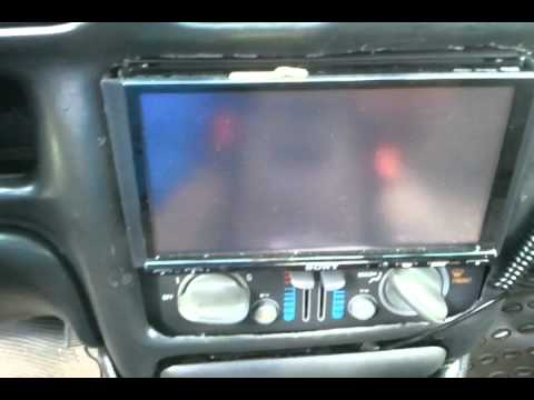 How Did I Install My Double Din N My 02 Grand Prix Youtube