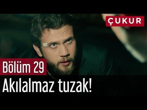 Çukur 29. Bölüm - Akılalmaz Tuzak!