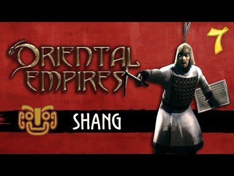 Oriental Empires - Shang #7 - Jaką Taktykę Wybrać