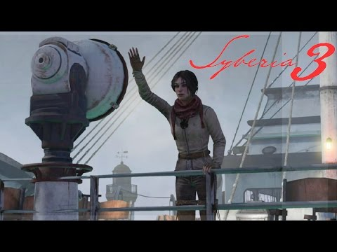 Syberia 3 Walkthrough Part 3: Valsembor Mayor, Scuba Suit Diving & Crystal Escape