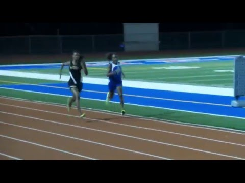 MYA SOLOMON- GENERAL RAY DAVIS MIDDLE SCHOOL MEET 800 METER