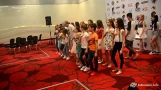 Лещенко и Новая волна — Начало (репетиция, Детская Новая волна 2016)