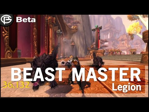 Beast Master Hunter Complete Preview - Legion