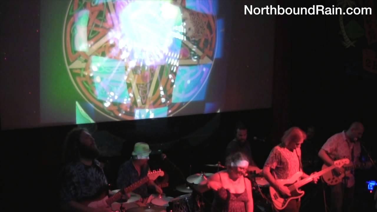 Eyes Of The World: Northbound Rain 7/15/2013 Alhambra Lounge - Portland, OR