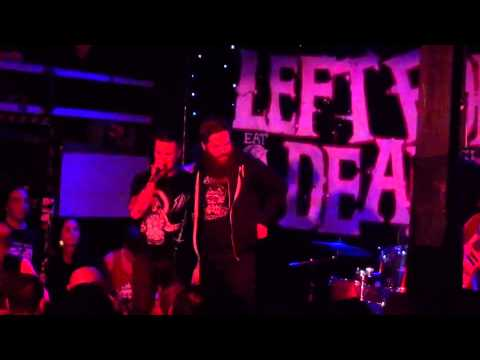 LEFT FOR DEAD REUNION @ THE OTTOBAR BALTIMORE MARYLAND 1-19-2013