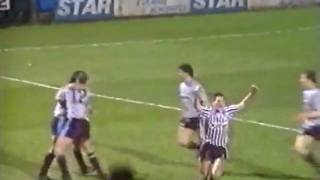 [88/89] Shrewsbury v Manchester City, Apr 4th 1989