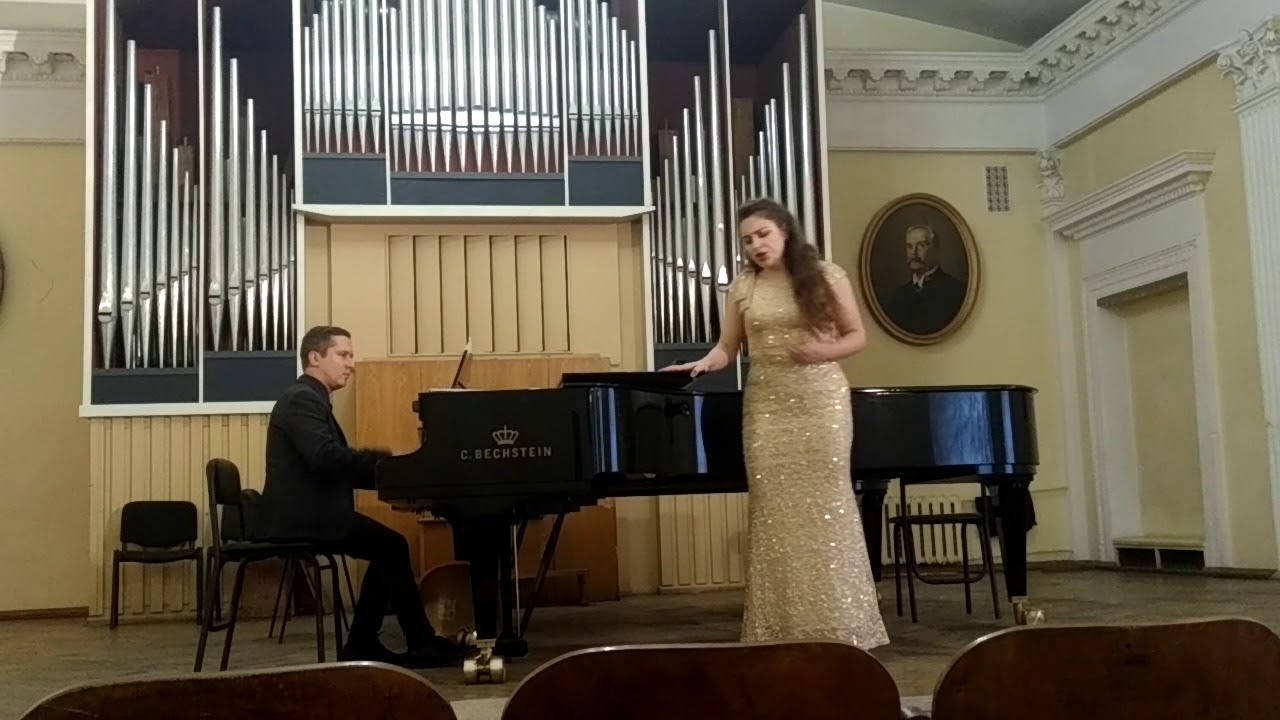 Handel Recitative And Aria Amastre Anima Infida Tradita Io Sono