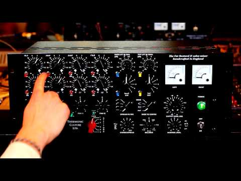 Thermionic Culture Fat Bustard Audio Demonstration