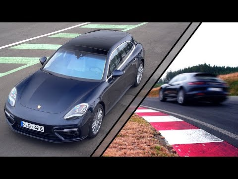 "Porsche Panamera Sport Tourismo - ""Mega-Kombi"""