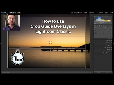 How to use Crop Guide Overlays in Lightroom Classic