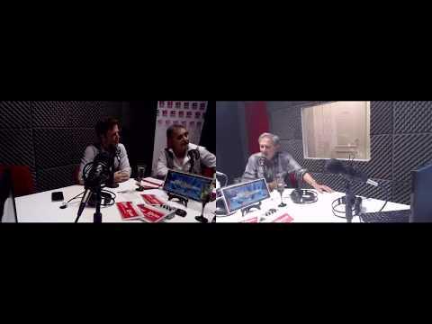 Con Julio Ordano y Ulises Puiggros