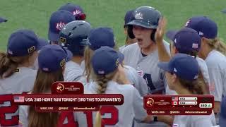 Highlights: USA v Canada - Super Round - Women